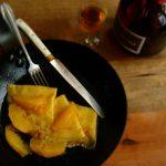 flensjes in sinaasappelsaus