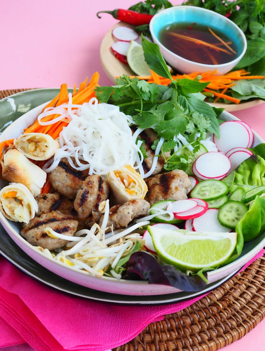 Vietnamese Bún Cha