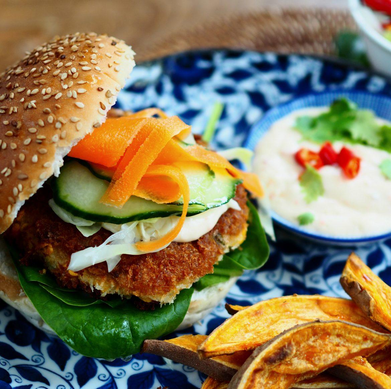 Thaise visburger