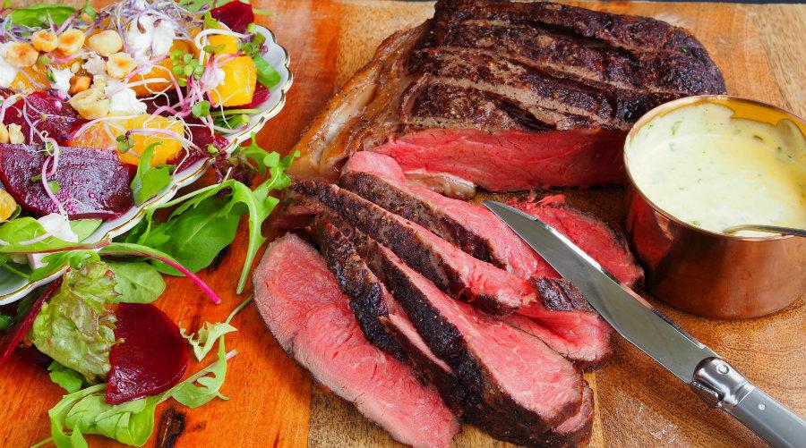 temperatuur vlees